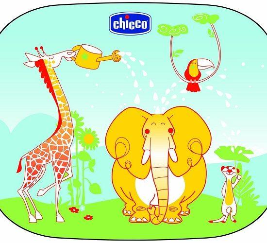 Tendine Parasole Chicco aiutano a proteggere il bambino